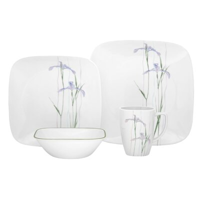Shadow Iris Dinnerware Collection by Corelle