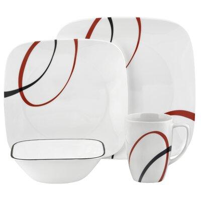 Corelle Fine Lines Dinnerware Collection
