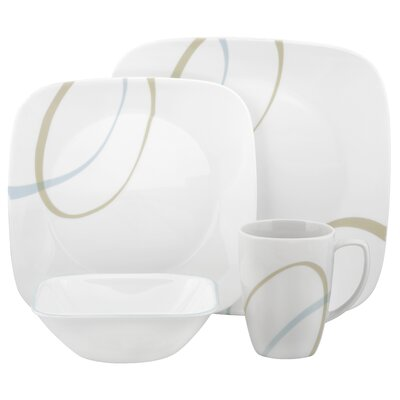 Sand and Sky Dinnerware Collection by Corelle