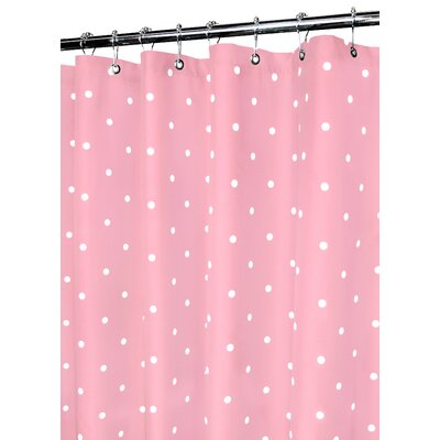 Prints Classic Polka Dot Shower Curtain by Watershed