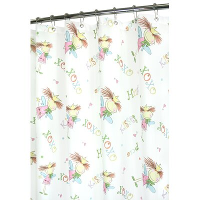 Prints Fairy Luv Shower Curtain by Watershed