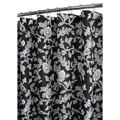 Prints Floral Swirl Shower Curtain by Watershed