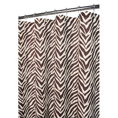 Prints Zebra Shower Curtain by Watershed