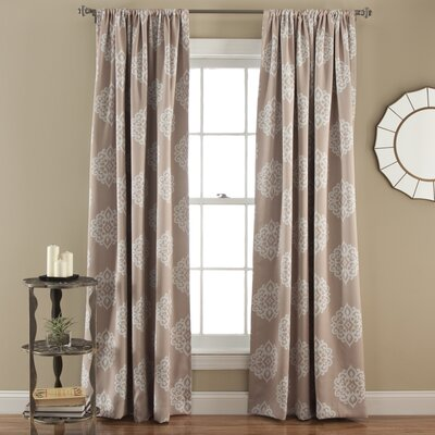 Sophie Blackout Curtain Panel (Set of 2) Product Photo