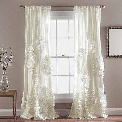 Serena Window Single Curtain Panel Product Photo