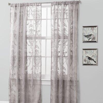 Anya Window Curtain Panels Product Photo