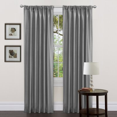 Delila Rod Pocket Curtain Panel (Set of 2) Product Photo