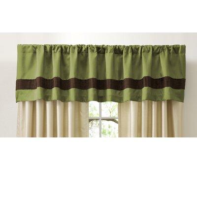 "Talon Rod Pocket Tailored 84"" Curtain Valance Product Photo"