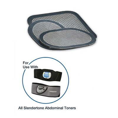 Slendertone 3 Piece Ab Replacement GelPad Set