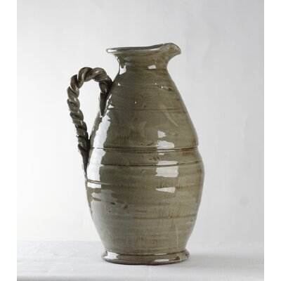 Decorative Pottery Vase by Zentique