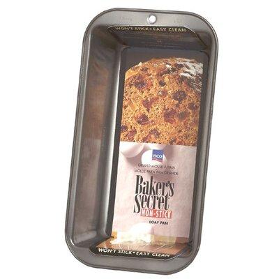 Baker's Secret Non-Stick Loaf Pan