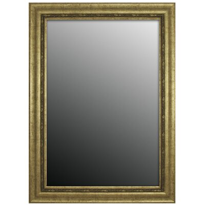 Andelusian Silver Classic Framed Wall Mirror by Second Look Mirrors