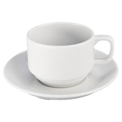 BIA Cordon Bleu Bistro 7 oz. Cup and Saucer