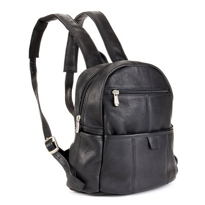Quick Slip Women's Backpack by Le Donne Leather