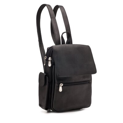 Sapelli Backpack by Le Donne Leather