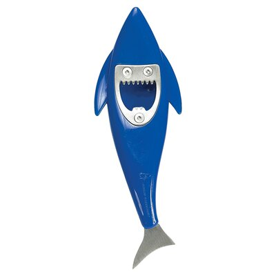"Boston Warehouse Trading Corp Animal House ""The Decapitator"" Shark Bottle Opener"