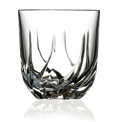 Trix RCR Crystal Double Old Fashioned Glass by Lorren Home Trends