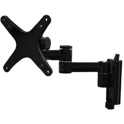 "Arrowmounts Full Motion Articulating Arm/Tilt/Swivel Wall Mount for up to 27"" LED/LCD"