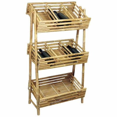 Knock Down 36 Bottle Wine Rack by Bamboo54
