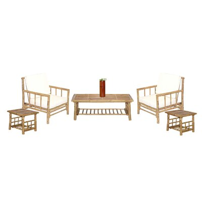 6 Piece Coffee Table Set by Bamboo54