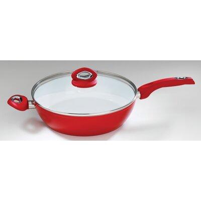 Bialetti Aeternum Saute Pan with Lid