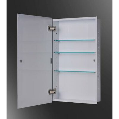 "Euroline 18"" x 36"" Surface Mounted Medicine Cabinet Product Photo"