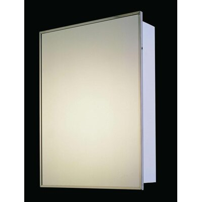 "Builders Grade 16"" x 26"" Surface Mount Medicine Cabinet Product Photo"