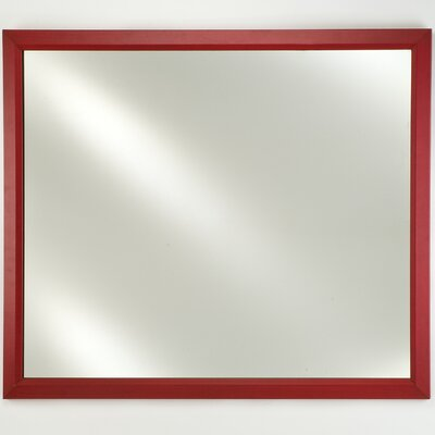 Signature Framed Wall Mirror by Afina