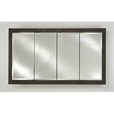 "Signature 63"" x 36"" Recessed Medicine Cabinet Product Photo"