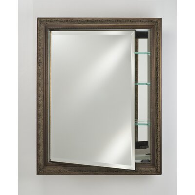 "Signature 17"" x 26"" Recessed Medicine Cabinet Product Photo"