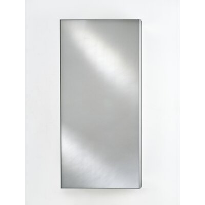 "Broadway 15"" x 19"" Recessed Beveled Edge Medicine Cabinet Product Photo"