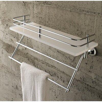 "Toscanaluce by Nameeks Riviera 12.99"" x 6.7"" Bathroom Shelf"