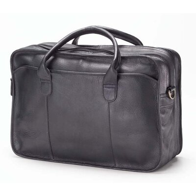 Vachetta Classic Legal Leather Laptop Briefcase by Clava Leather