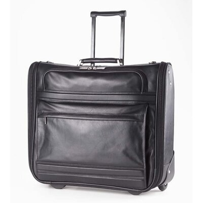 Napa Rolling Garment Bag by Clava Leather