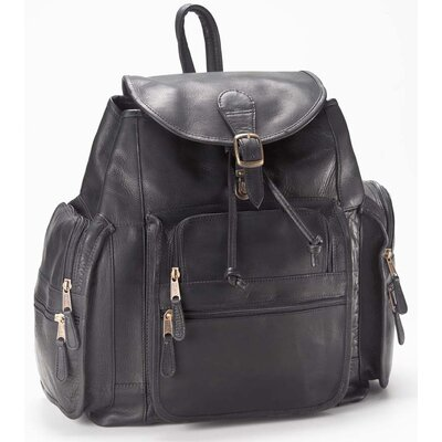 Vachetta Backpack by Clava Leather
