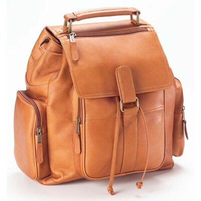 Vachetta Urban Survival Backpack by Clava Leather
