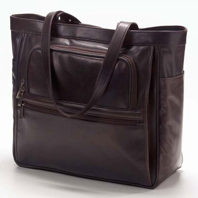 Tuscan Super Tote Bag by Clava Leather