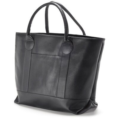 Unisex Travel Tote by Clava Leather