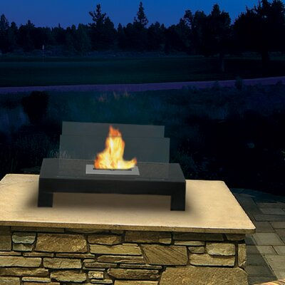 Bio Ethanol Tabletop Fireplace by Anywhere Fireplaces
