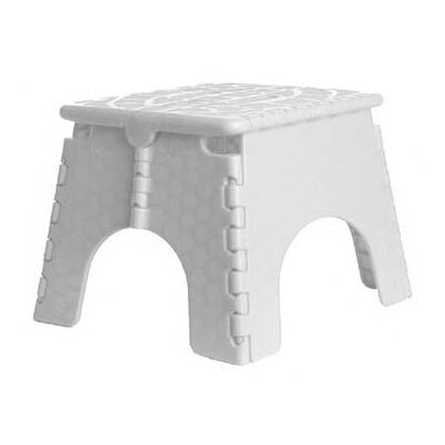 EZ Steps 1-Step EZ Fold Step Stool with 300 lb. Load Capacity