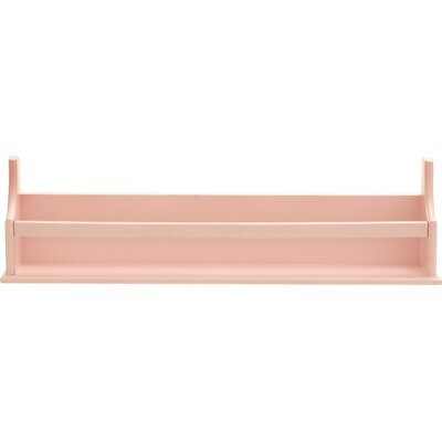 Sally Wall Shelf in Ballet Pink by UMA Enterprises
