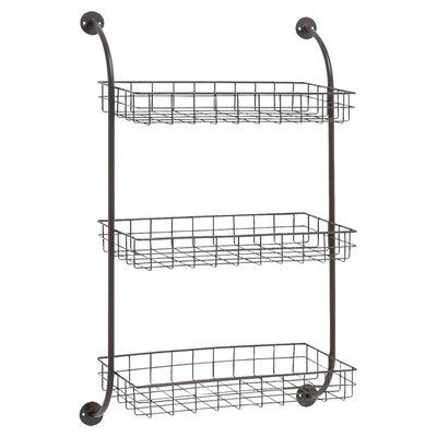 3-Tier Wall Shelf by UMA Enterprises