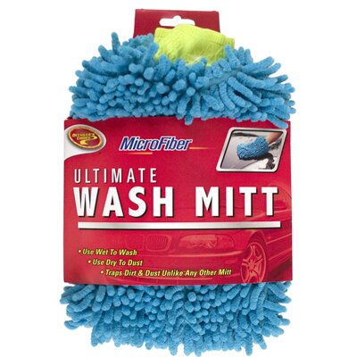 Clean Rite Microfiber Ultimate Wash Mitt
