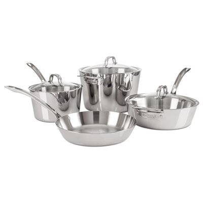 Contemporary 7-Piece Cookware Set by Viking