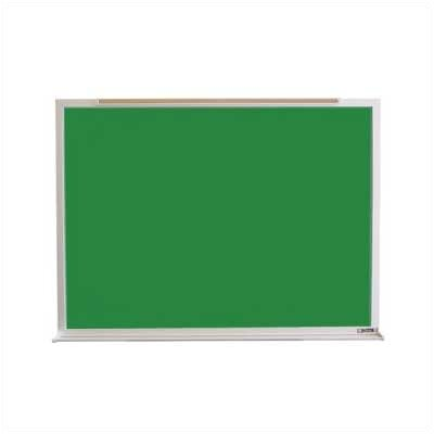 Claridge Products Series 1300 Factory-Built Wall Mounted Chalkboard