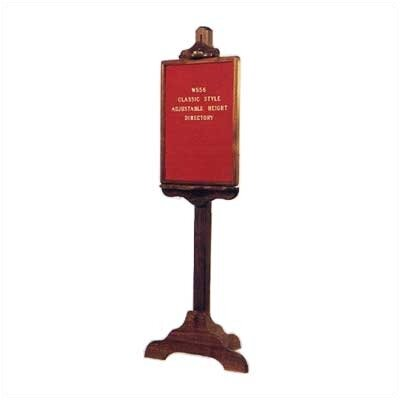Claridge Products W556 Classic Style Directory