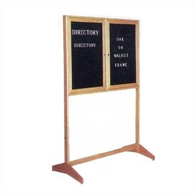 Claridge Products W564 Freestanding Directory