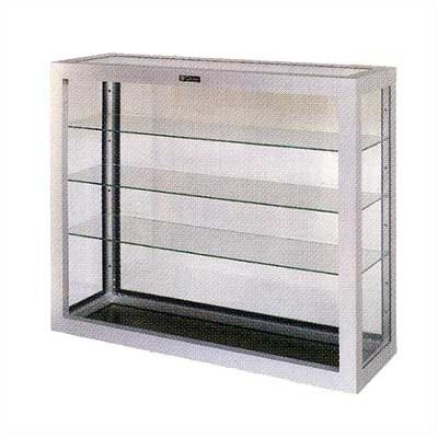 Claridge Products Wall Mounted Display Case