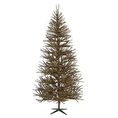 Vickerman Co. Vienna Twig 8' Green Artificial Christmas Tree