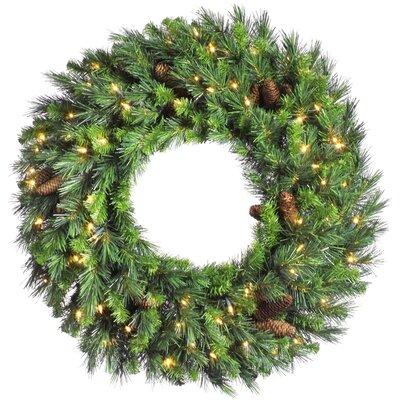 "Vickerman Co. Cheyenne Pine 60"" Cheyenne Pine Wreath"